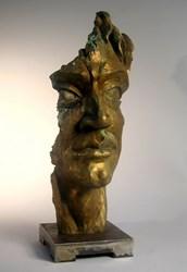 Brant Kngman sculpture