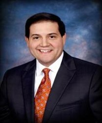 Scott Caballero, president of the Texas CRS Chapter and managing broker of Prudential PenFed Realty's San Antonio office