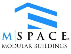 M Space Modular Buildings Logo