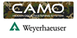 Weyerhaeuser Expands Distribution of CAMO® Fasteners to Northwest