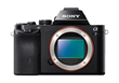 Sony a7 Mirrorless Full-Frame Digital Camera Body