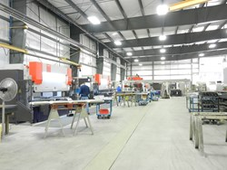 Marion Body Works Expands Fabrication Department