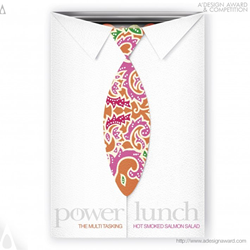 Power Lunch by Springetts Brand Design Consultants