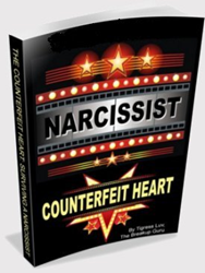 living with a narcissist how counterfeit heart