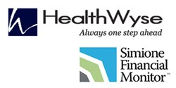 HealthWyse Integrates with Simione's Financial Monitor