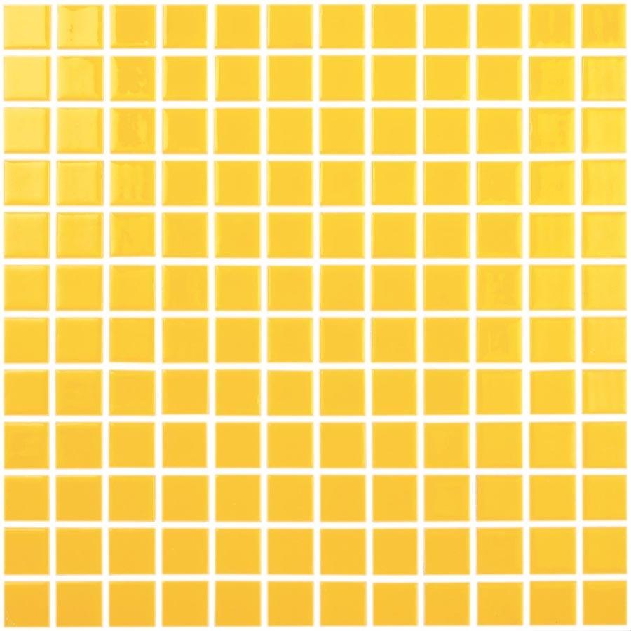 Yellow Mosaic Tile Design Ideas