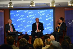 Troy Stangarone (KEI), Douglas Paal (Carnegie) and Matthew Goodman (CSIS) discuss the government shutdown