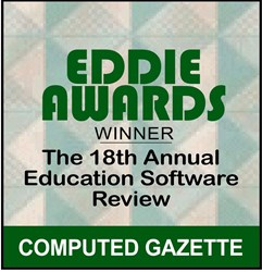Connections Education honored with four EDDIE awards - EDDIE award logo