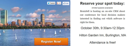 Boston CRM Event: Salesforce.com vs. SugarCRM