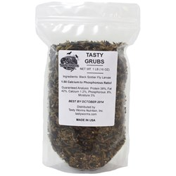 Photograph of Tasty Grubs Product