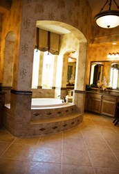 Radiant heat popular option for warming cold tile in bathroom remodeling projects