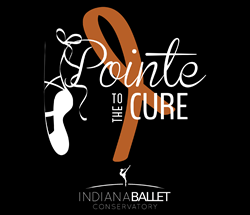 Pointe to the Cure