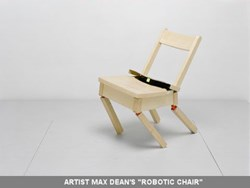 Max Dean's Robotic Chair