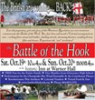 Media Representatives Encouraged to Attend the Battle of the Hook...