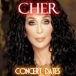 Cher Concert Dates