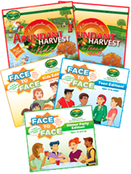 New Conversation Games from Harvest Time Partners