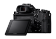 Sony a7 Mirrorless Full-Frame Digital Camera LCD Screen