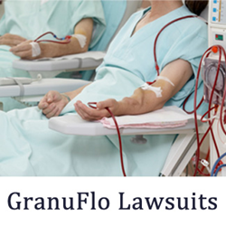 GranuFlo Lawsuit, Dialysis lawsuit