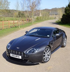 Aston Martin Vantage S - Copy Write David Kimber