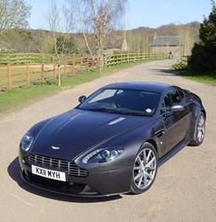 Aston Martin Vantage S - Copy Write David Kimber