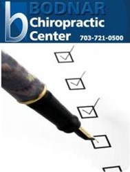 Alexandria, VA Chiropractor - Bodnar Chiropractic Center - EHR Project Completion
