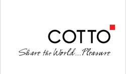 COTTO Logo with Tagline