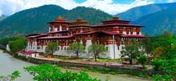 Punakha Dzong, Western Bhutan - Discerning Journeys in Bhutan, www.discerningjourneys.com