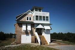 An example of a Pamlico Point home