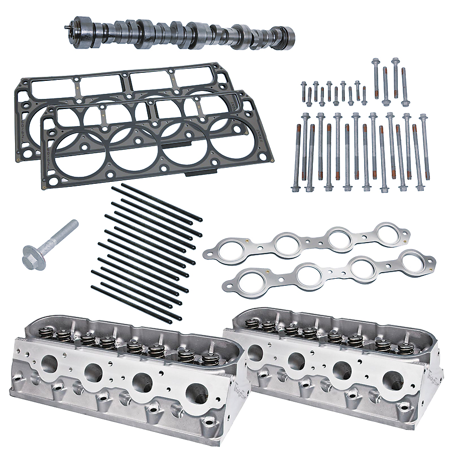 Trick Flow's GenX® Top-End Engine Kit For GM LS3 Adds 100