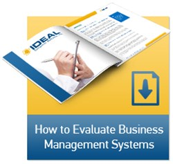 Guide on how to evaluate Business Management Software for OPE dealers
