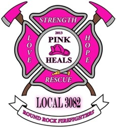 special pink heals patch