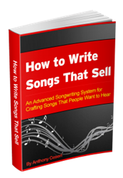 how to write song lyrics and how to write songs that sell
