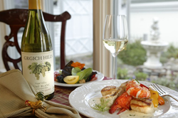 Prepared seafood meal delivery from Maine