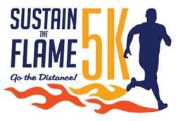 Sustain the Flame 5K logo