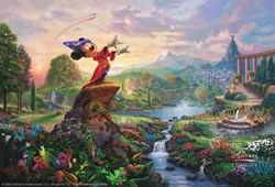 Collectible Limited Edition image of Fantasia- Disney Dreams Collections
