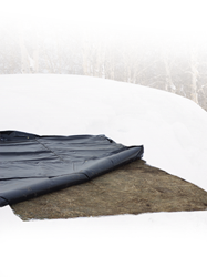 Ground Thawing Blanket