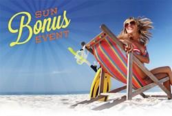 Sun Bonus Event