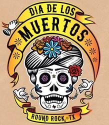 Dia de los Muertos logo