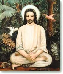 Yoga Jesus