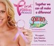 Pero Family Farms Pink Ribbon Produce Campaign