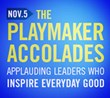Pivotal Plays® Presents The Playmaker Accolades – Applauding...