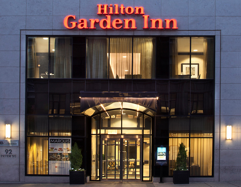 Hilton Garden Inn Toronto Downtown Hotel Celebrates Toronto