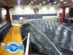 SI Restoration mold in schools