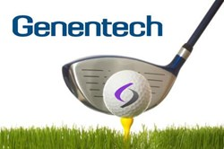 Genentech Golf Tournament sponsored by Clinovo