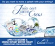 Cruise Voyant Continues to Accept Applications for Travel Writers to...