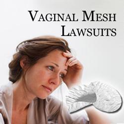 bladder mesh sling