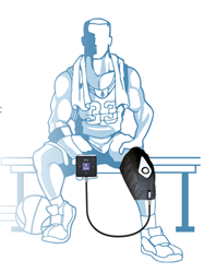 innovative medical device for treatment of joint or muscle pain
