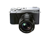 FUJIFILM X-E2 Digital Camera - Silver