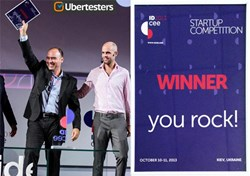 Ubertesters: Undeniable Winner of the IDCEE2013 Startup Competition