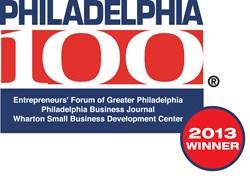 Philadelphia 100 2013